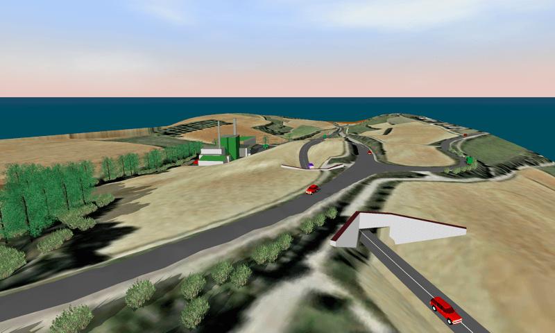 3D-Visualisierung - Mit Bestandsdaten virtuelle 3D-Modelle erzeugen.
